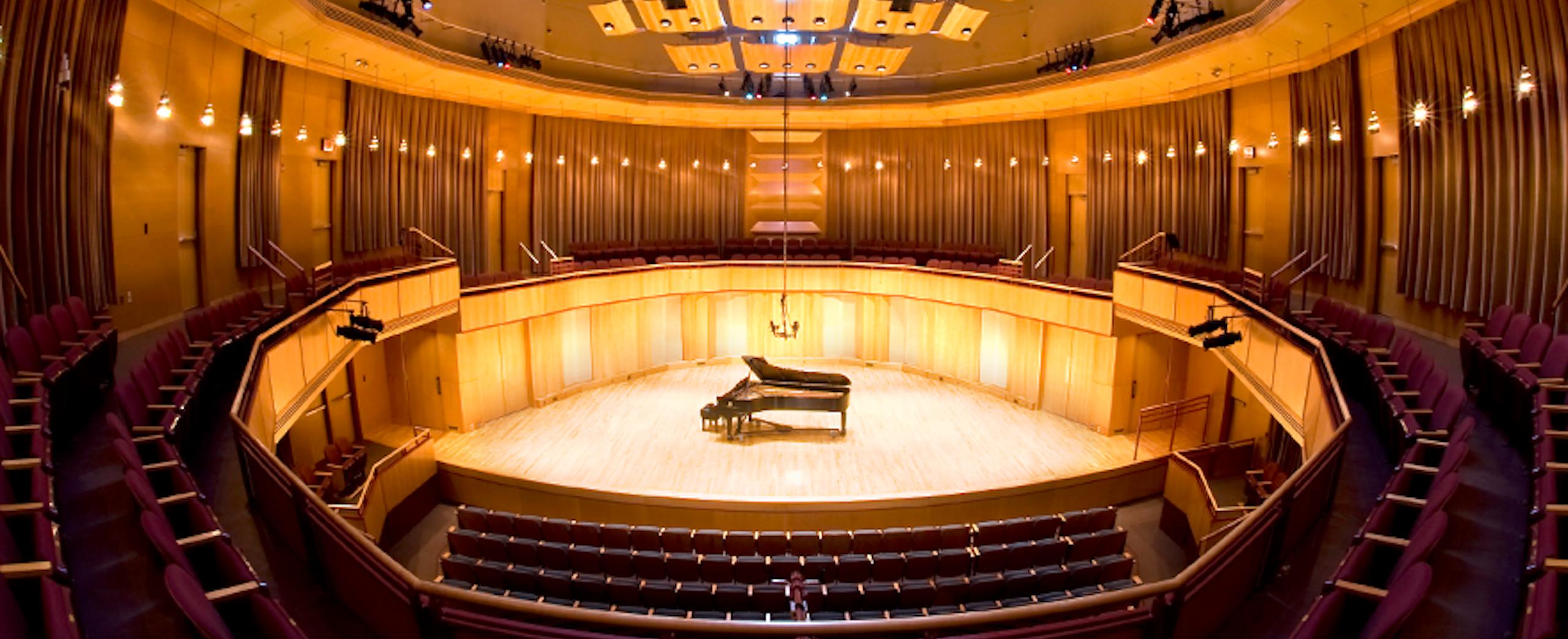 Weber Music Hall