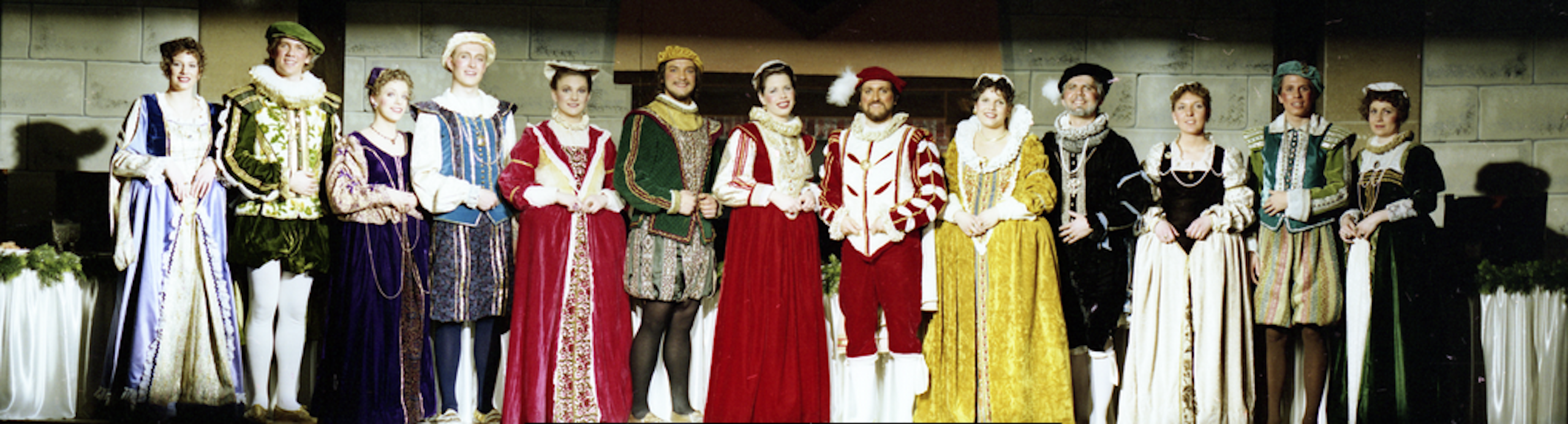 The King's Court, 1986