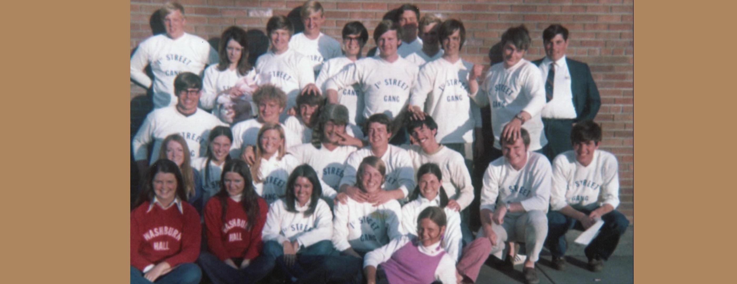 The original 1st Street Gang members