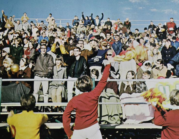 UMD Homecoming 1966