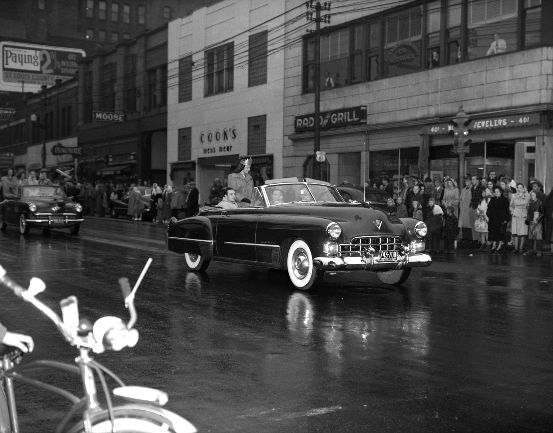 UMD Homecoming 1948