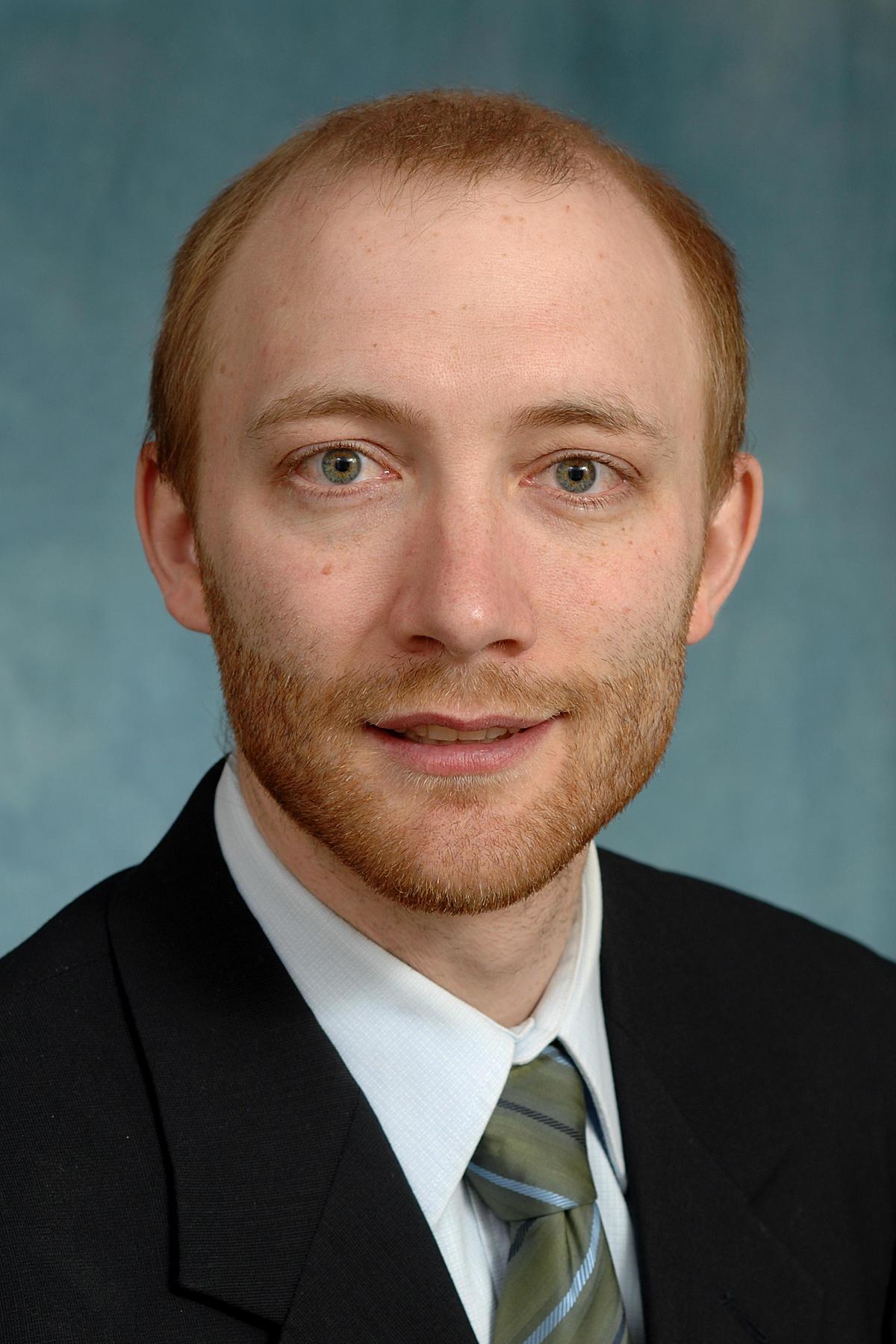 Associate Professor Nathan Johnson