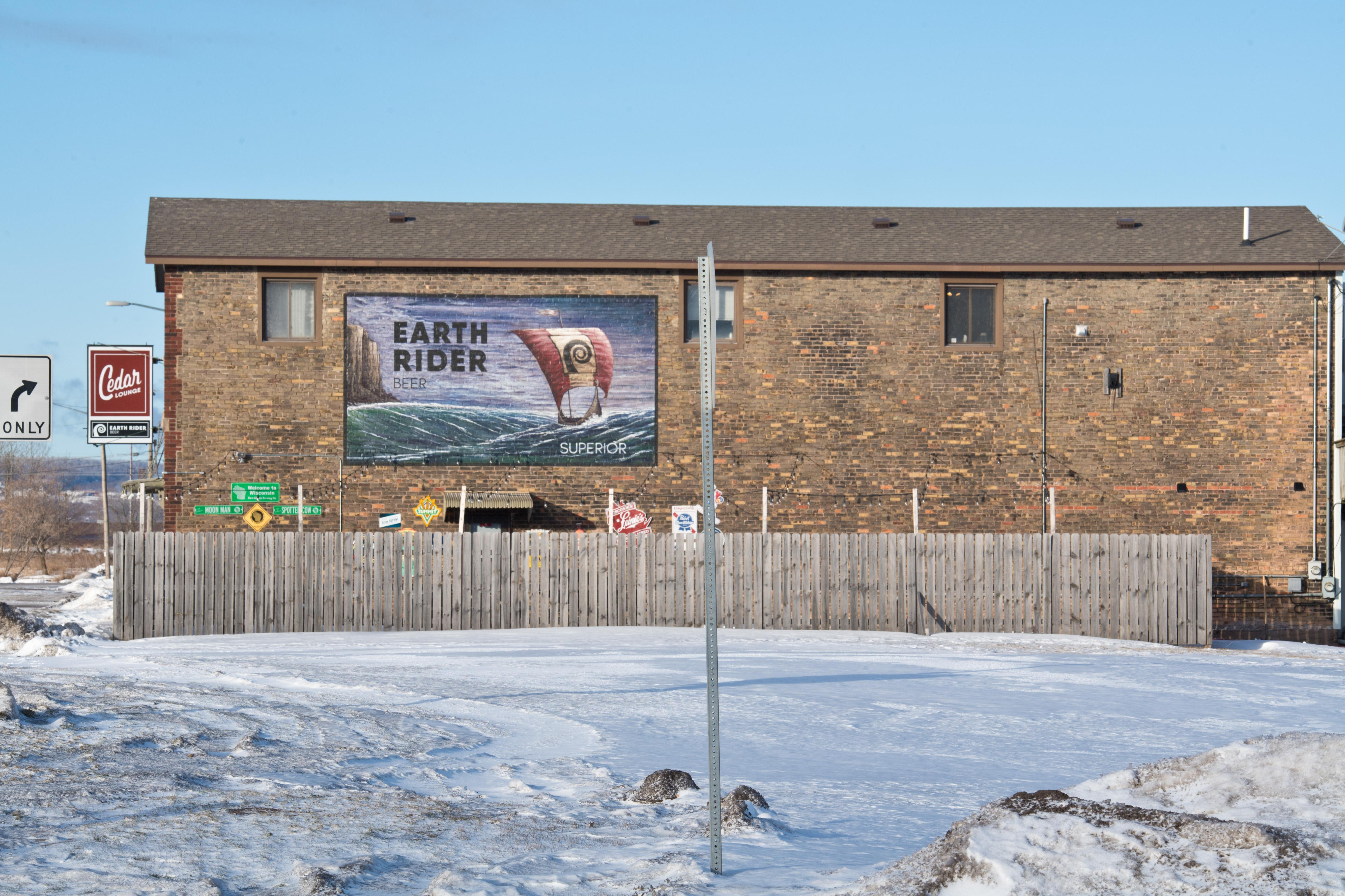Earth Rider in Superior, Wisconsin