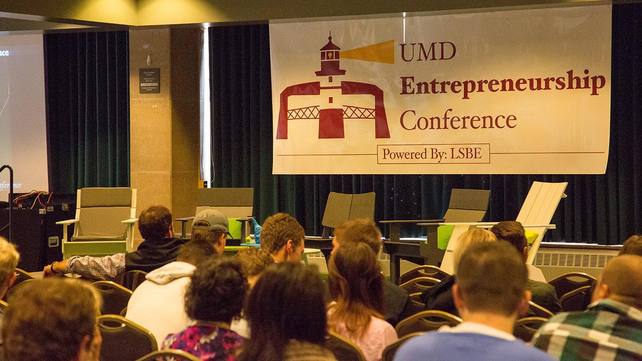 UMD Entrepreneurship Conference image